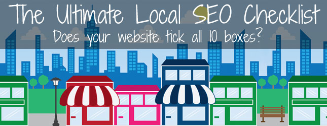 The Ultimate Local SEO Checklist
