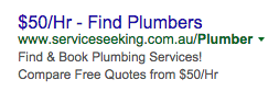 Adwords-Plumber-Cost