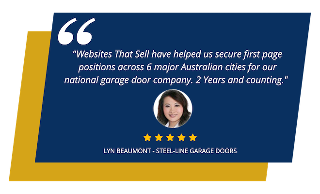 SEO Case Study 3 - Gold Coast's Steel-Line